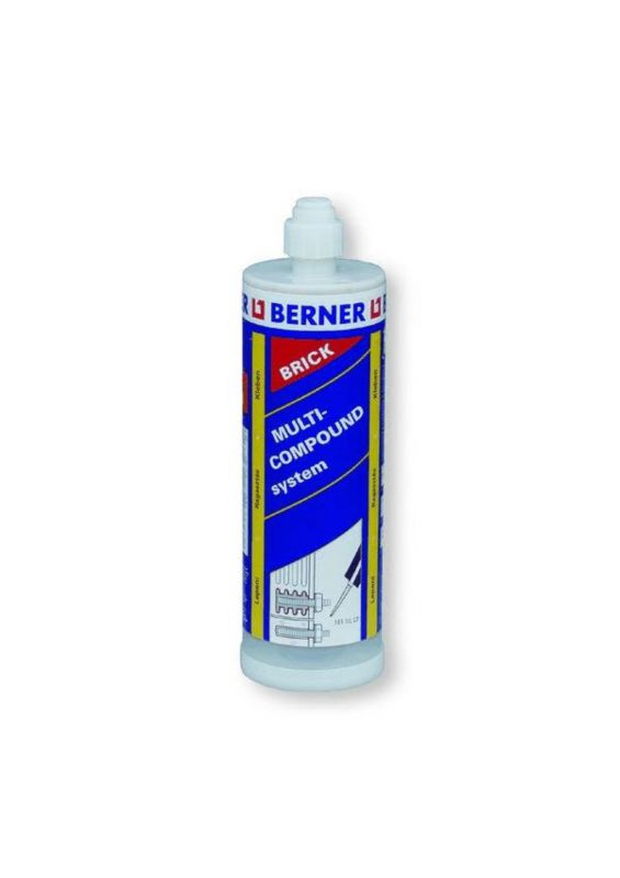 Berner brick chemická kotva 410ml