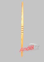 Dřevěná šprušle SP 11 zábradlí
