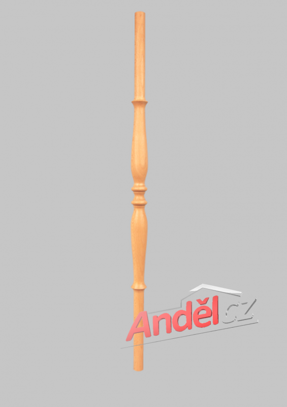 Dřevěná šprušle SP 4
