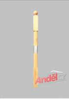Dřevěný sloupek 09-80