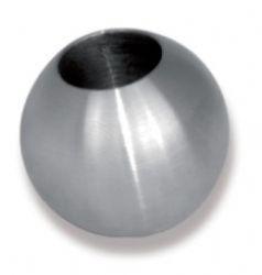 Koncovka prutu pr.12mm-kulička nerezová