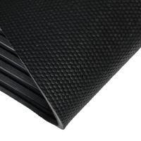 Gumová podlahová zátěžová rohož Permanent, FLOMAT - délka 180 cm, šířka 120 cm a výška 1,8 cm