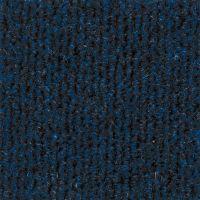 Textilní hliníková vnitřní vstupní rohož Alu Wide, FLOMAT - délka 100 cm, šířka 100 cm a výška 2,2 cm