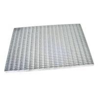 Kovová čistící venkovní vstupní rohož Grid - 40 x 60 x 3 cm