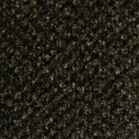 Textilní gumová hliníková vstupní rohož Wella, FLOMAT - délka 100 cm, šířka 100 cm a výška 1,4 cm