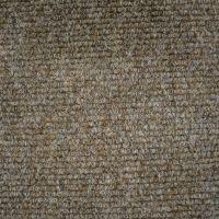Hliníková textilní vstupní vnitřní rohož Alu Low, FLOMAT - délka 100 cm, šířka 100 cm a výška 1 cm