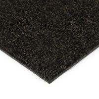 Černá kobercová vnitřní čistící zóna Catrine - 50 x 100 x 1,35 cm