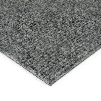 Šedá kobercová vnitřní čistící zóna Catrine - 100 x 200 x 1,35 cm