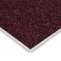 Červená kobercová vnitřní zátěžová čistící zóna Fiona, FLOMAT - délka 50 cm, šířka 100 cm a výška 1,1 cm