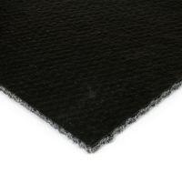 Šedá kobercová vnitřní zátěžová čistící zóna Fiona, FLOMAT - délka 100 cm, šířka 100 cm a výška 1,1 cm