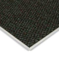 Zelená kobercová vnitřní zátěžová čistící zóna Fiona, FLOMAT - délka 150 cm, šířka 100 cm a výška 1,1 cm