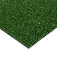 Zelená plastová venkovní vnitřní čistící zóna Grace, FLOMAT - 100 x 100 x  0,9 cm