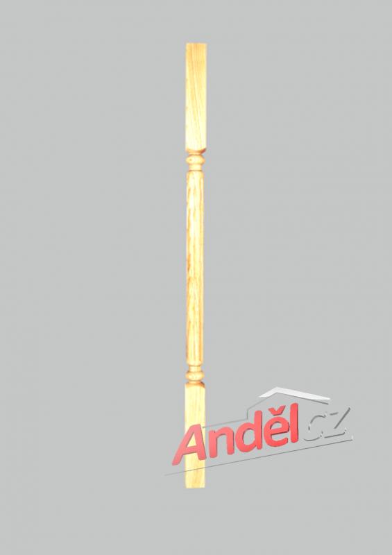 Dřevěná šprušle SP 21