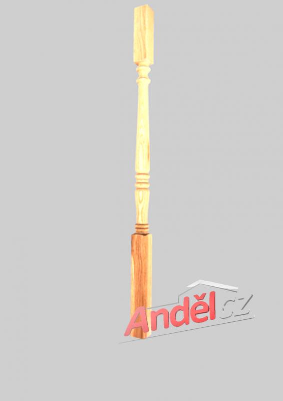 Dřevěná šprušle SP 27