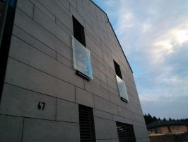 MODEL 06 zábradlí pro fancouzská okna- se SKLEM bodové kotvení