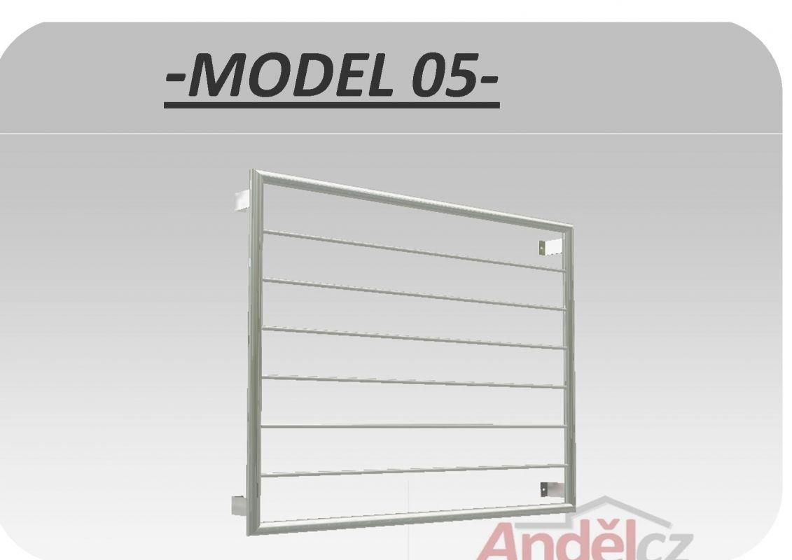 zábradlí francouzská okna MODEL 05