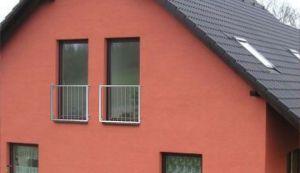 zábradlí francouzská okna MODEL 07- 900 svislá výplň