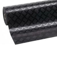 Průmyslová protiskluzová podlahová guma Checker - délka 10 m, šířka 125 cm a výška 0,3 cm