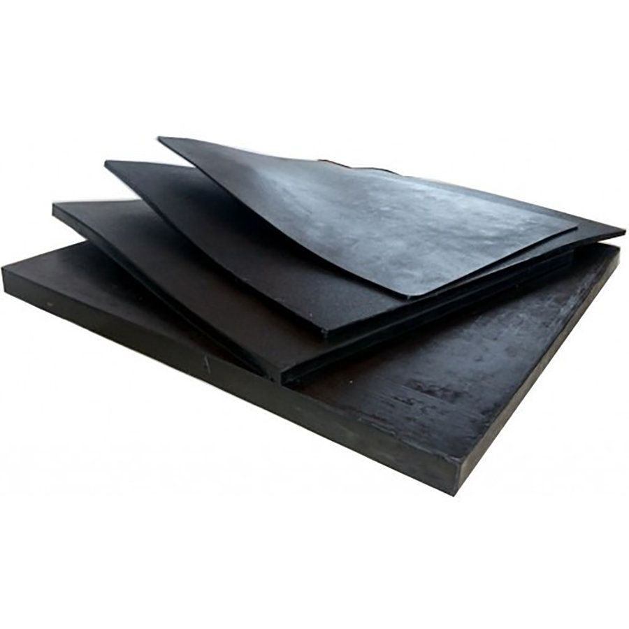 Pryžová EPDM deska - délka 50 cm, šířka 50 cm a výška 1,5 cm FLOMAT