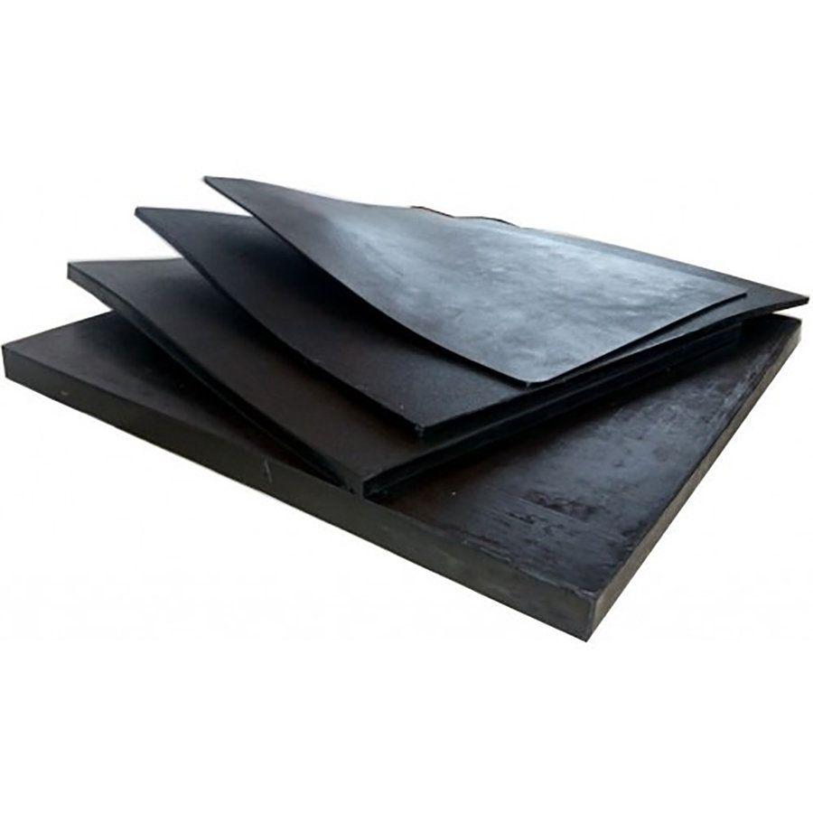 Pryžová EPDM deska - délka 50 cm, šířka 50 cm a výška 6 cm FLOMAT