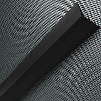 Pryžový roh na ochranu stěn - délka 150 cm, šířka 7,5 cm a tloušťka 0,8 cm FLOMAT