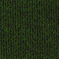 Gumová hliníková venkovní vstupní rohož Alu Standard, FLOMAT - délka 80 cm, šířka 120 cm a výška 1,7 cm