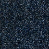 Gumová hliníková kartáčová venkovní vstupní rohož Alu Extra, FLOMAT - délka 80 cm, šířka 120 cm a výška 2,7 cm