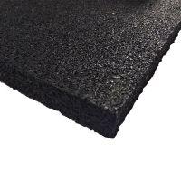 Antivibrační elastická tlumící rohož (deska) z drásaniny F700 - délka 200 cm, šířka 100 cm a výška 1,25 cm