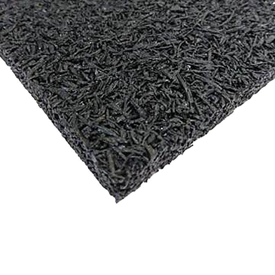 Antivibrační elastická tlumící rohož (deska) z drásaniny F570 - délka 200 cm, šířka 100 cm a výška 2 cm FLOMAT