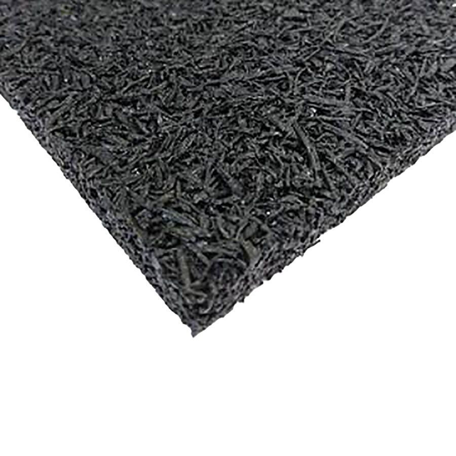 Antivibrační elastická tlumící rohož (deska) z drásaniny F570 - délka 200 cm, šířka 100 cm a výška 4 cm FLOMAT
