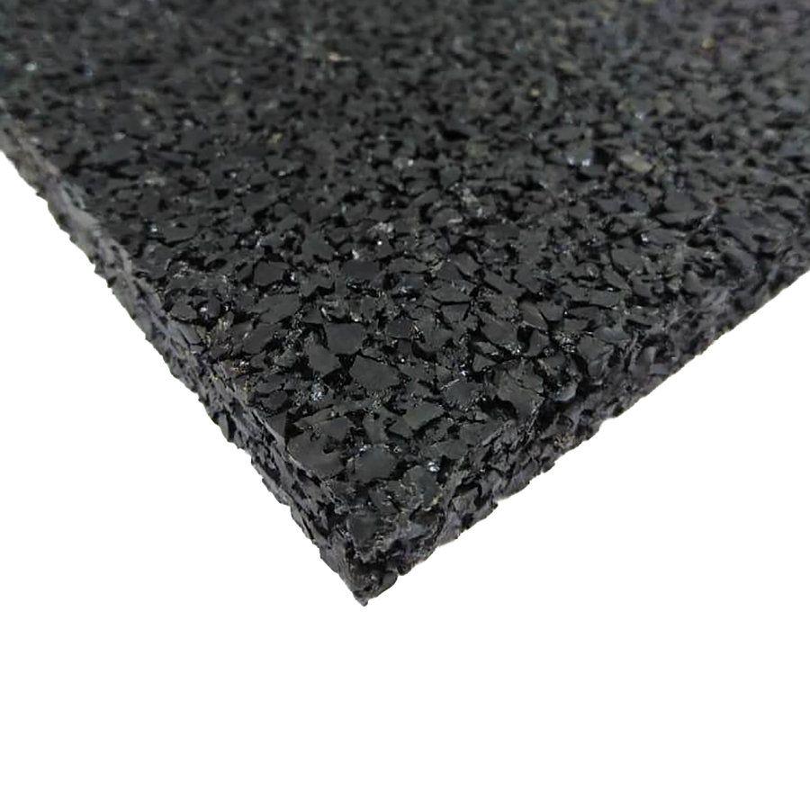 Antivibrační elastická tlumící rohož (deska) z granulátu S730 - délka 200 cm, šířka 100 cm a výška 2 cm FLOMAT