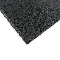 Antivibrační elastická tlumící rohož (deska) z granulátu S730 - délka 200 cm, šířka 100 cm a výška 6 cm