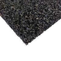 Antivibrační elastická tlumící rohož (deska) z granulátu S650 - délka 200 cm, šířka 100 cm a výška 1 cm