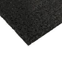 Antivibrační elastická tlumící rohož (deska) z granulátu S850 - délka 200 cm, šířka 100 cm a výška 4,8 cm
