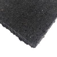 Antivibrační elastická tlumící rohož (deska) z granulátu S1000 - délka 200 cm, šířka 100 cm a výška 0,8 cm