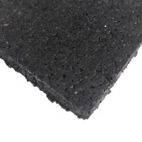 Antivibrační elastická tlumící rohož (deska) z granulátu S1000 - délka 200 cm, šířka 100 cm a výška 3 cm