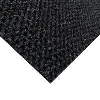Šedá kobercová vnitřní čistící zóna Alanis - 50 x 100 x 0,75 cm