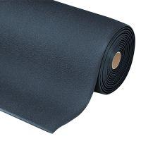 Černá protiskluzová ESD rohož Cushion Stat - 1830 x 91 x 0,94 cm