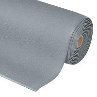 Šedá protiúnavová průmyslová rohož Sof-Tred, Plus - 150 x 91 x 0,94 cm