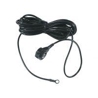 Uzemňovací kabel pro ESD rohože - délka 4,5 m