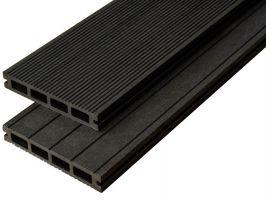 Dřevoplastová deska - antracit  150x25x4000mm