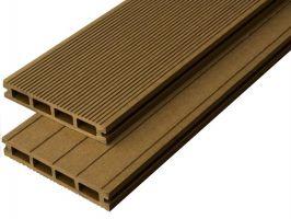 Dřevoplastová deska - Teak 150x25x4000mm