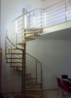 Vzpěra pro samostatná schodiště- sada sada Ø42,4