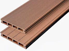 Dřevoplastová deska - Ořech Lyon 150x25x2900mm