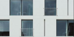 Zábradlí pro francouzská okna MODEL 10 svislá výplň