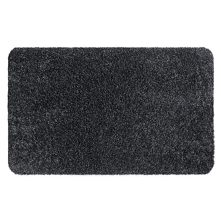 Grafitová vnitřní vstupní čistící pratelná rohož Natuflex - délka 100 cm a šířka 150 cm FLOMAT
