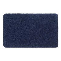 Modrá vnitřní vstupní čistící pratelná rohož Aqua Luxe - 60 x 100 cm