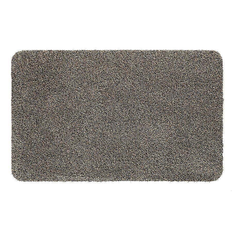 Světle hnědá vnitřní vstupní čistící pratelná rohož Natuflex - délka 100 cm a šířka 150 cm FLOMAT
