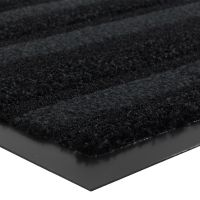 Grafitová vnitřní vstupní čistící rohož Passage (Cfl-S1) - délka 68 cm a šířka 90 cm FLOMAT