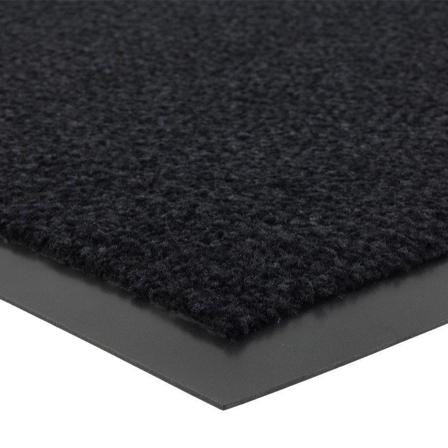 Grafitová vnitřní vstupní čistící rohož Portal (Cfl-S1) - délka 90 cm, šířka 120 cm a výška 0,75 cm FLOMAT